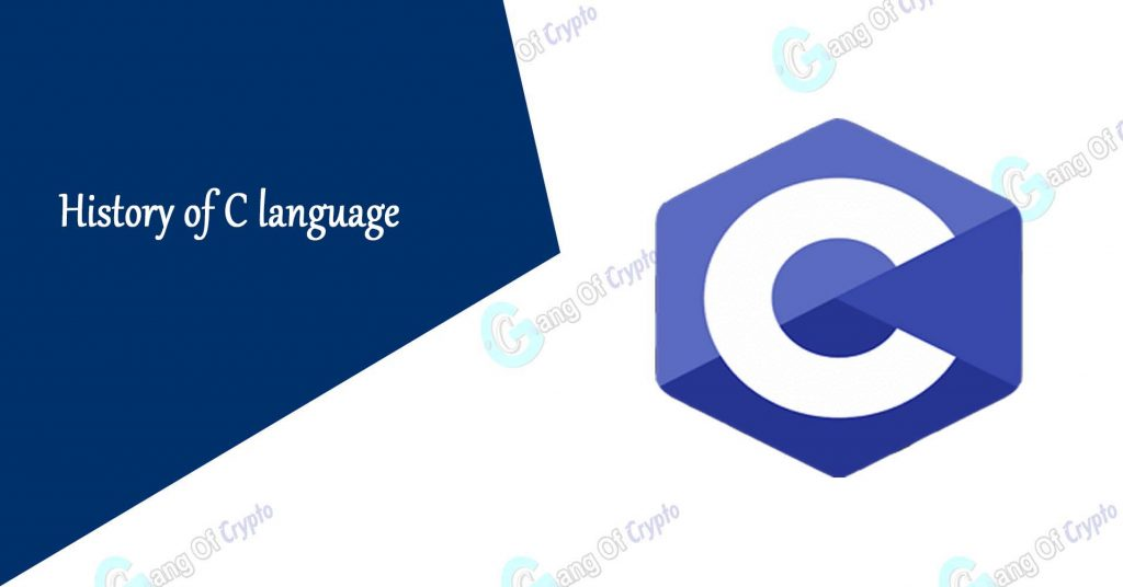History of C language-gang-of-crypto