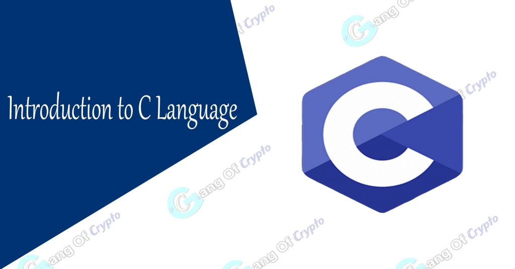 Introduction to C language-gang-of-crypto-best-c-language