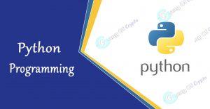 Python-Programming-gang of crypto
