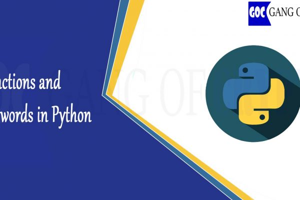 function-and-keywords-in-python-Gangofcrypto