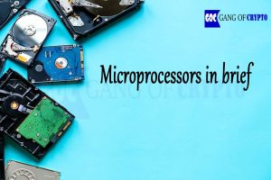 Micro processor in brief gang of crypto-GOC