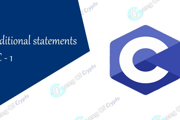conditional statements in c 1