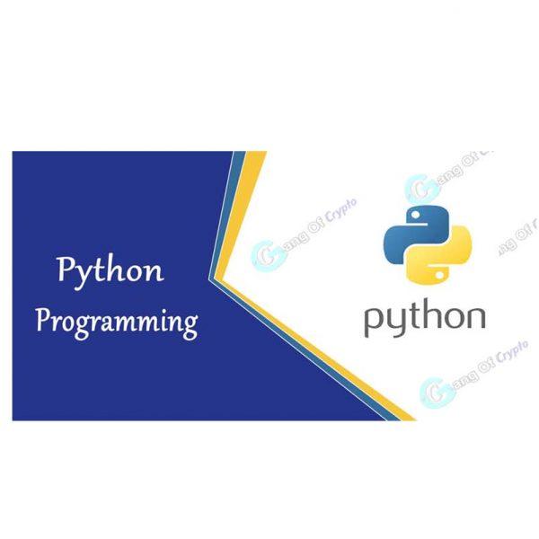 Python-Programming Gang of Crypto
