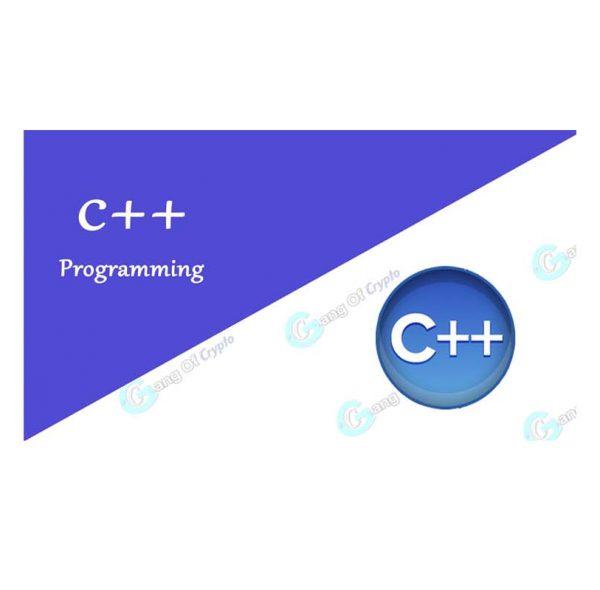 C++ programming-Gang of Crypto